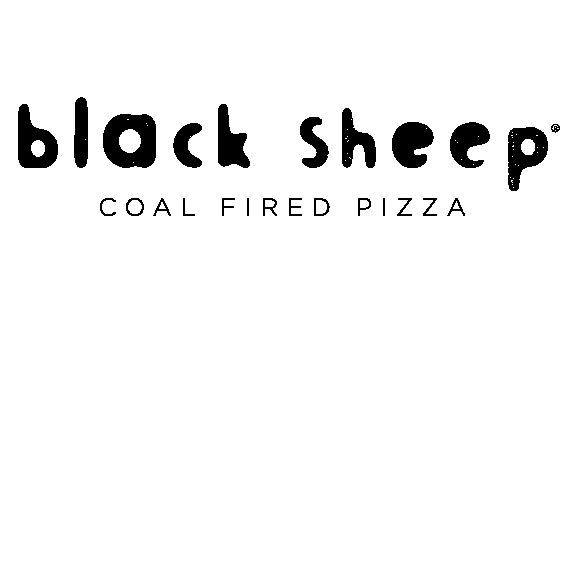 Black Sheep Coal Fired Pizza logo