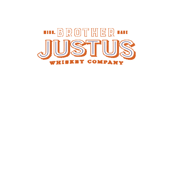 Brother Justus Whiskey Company logo